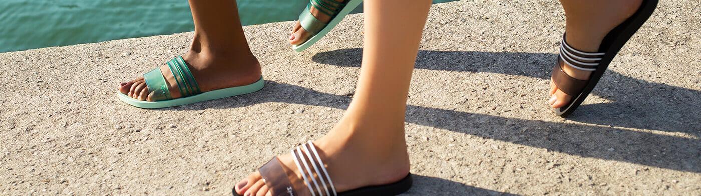 Urlaubsfeeling für die Füße